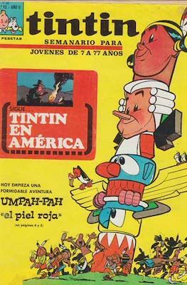 Tintin (Grapa 20 pags.) #12