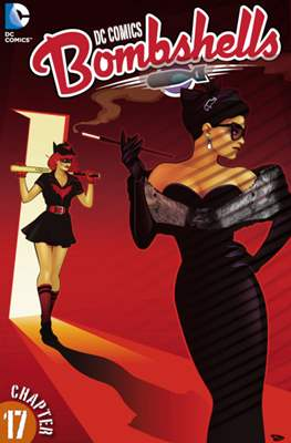 DC Comics: Bombshells (Digital) #17