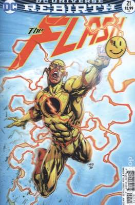 The Flash Vol. 5 (2016- Variant Covers) (Comic Book) #21.1