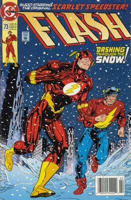 The Flash Vol. 2 (1987-2006) (Comic Book) #73