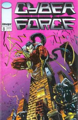Cyberforce Vol. 1 (1994-1996) #8