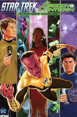 Star Trek Green Lantern Vol. 2: Stranger Worlds (Comic Book) #5.1
