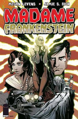 Madame Frankenstein (Grapa) #1