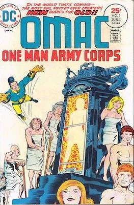 OMAC Vol 1 (Comic Book. 1974 - 1975) #5