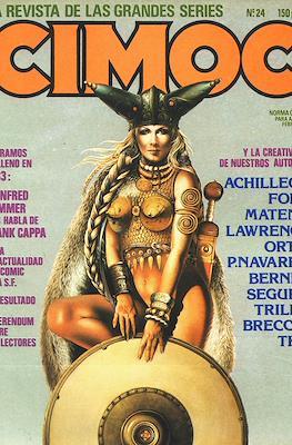 Cimoc (Grapa 60-132 pp) #24