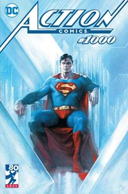 Action Comics 1000 (Portada variante)