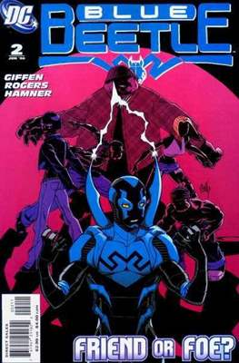 Blue Beetle Vol. 8 #2