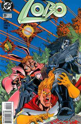 Lobo Vol. 2 (1993 - 1999 Grapa) #20