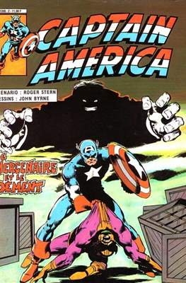 Captain America Vol. 2 #2