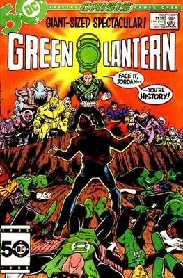 Green Lantern Vol. 1 (1960-1988) (Comic Book) #198
