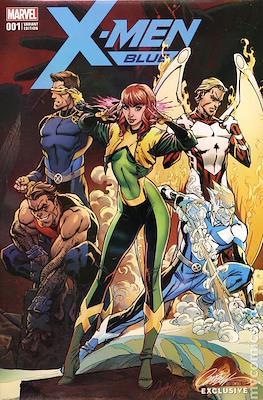 X-Men Blue (Variant Cover)
