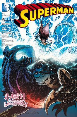 Superman. Nuevo Universo DC / Renacimiento (Grapa) #27