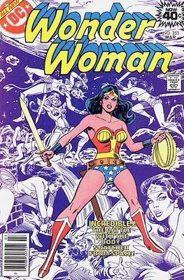 Wonder Woman Vol.1 (1942-1986; 2020-) (Comic Book) #253
