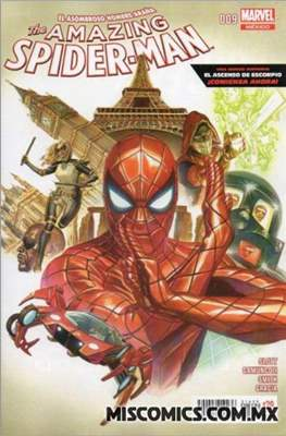 The Amazing Spider-Man (2016-2019) #9