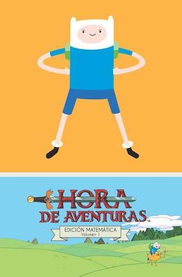 Hora de aventuras. Edición matemática #1
