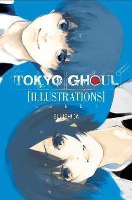 Tokyo Ghoul Illustrations - Zakki