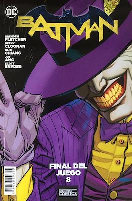 Batman. Final del Juego #8