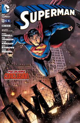 Superman: Nuevo Universo DC (grapa) #24