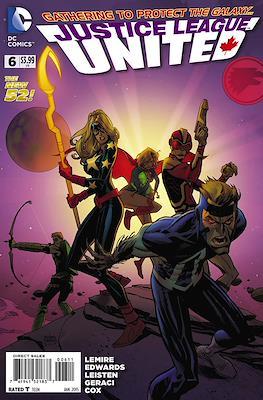 Justice League United (2014-2016) (Grapa) #6