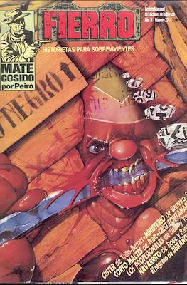 Fierro (Grapa (1984-1992) Primera época) #27