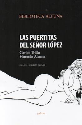 Biblioteca Altuna (Rústica con solapas) #1