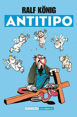 Antitipo (Rústica 164 pp) #