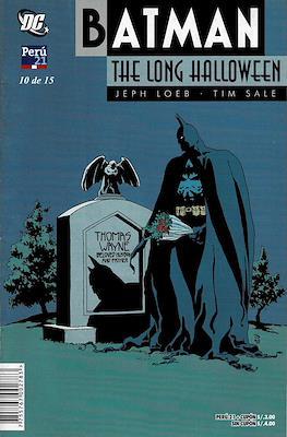 Batman: The Long Halloween (Grapas) #10