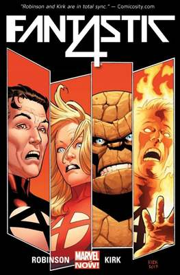 Fantastic Four Vol. 5 (Softcover) #1