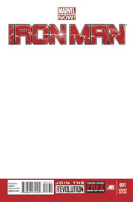 Iron Man (Vol. 5 2012-2014) (Comic-Book) #1.1