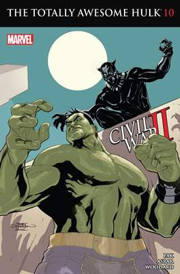 The Totally Awesome Hulk (Comic Book) #10