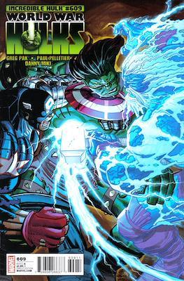 The Incredible Hulk / The Incredible Hulks (2009-2011) #609