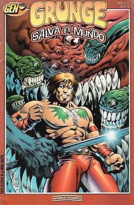Gen 13. Grunge salva el mundo