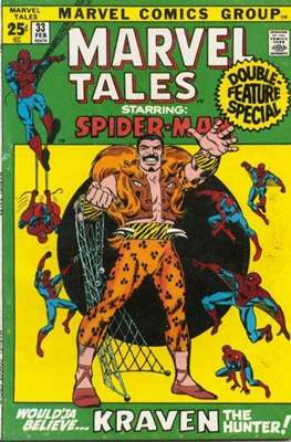 Marvel Tales (Comic Book) #33
