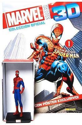 Marvel Héroes 3D - Colección Oficial (Grapa) #1