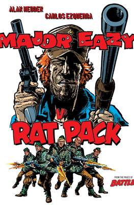 Major Eazy vs Rat Pack