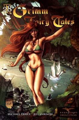 Grimm Fairy Tales (Comic Book) #28