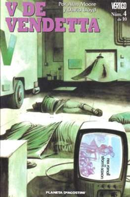 V de Vendetta (Grapa, 32 páginas (2006)) #4