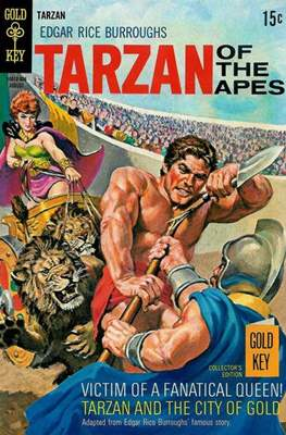 Tarzan (Comic-book) #186
