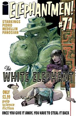 Elephantmen (Grapa) #71