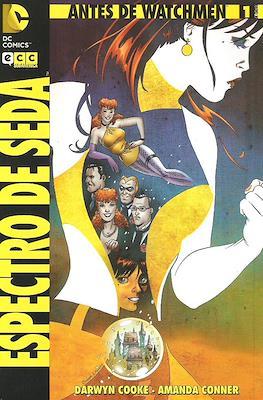Antes de Watchmen: Espectro de Seda (Grapa) #1