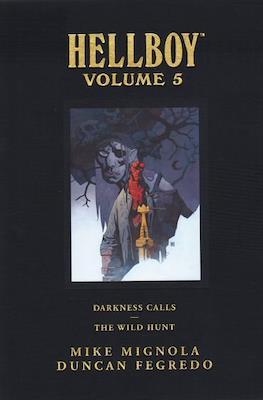Hellboy Library Edition #5