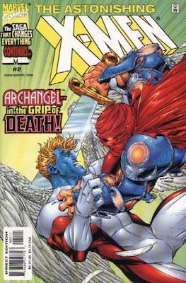 The Astonishing X-Men (Comic Book) #2