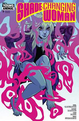 Shade The Changing Woman (Comic-book) #5