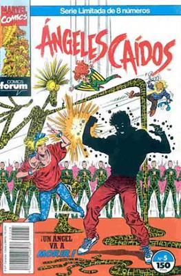 Ángeles Caídos Vol. 1 (1991) (Grapa 24 pp) #5