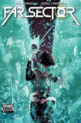 Far Sector (2019-) (Comic Book) #3