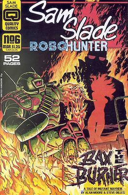 Sam Slade Robo-Hunter #6