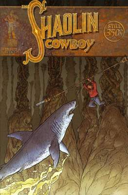 The Shaolin Cowboy (Grapa) #6