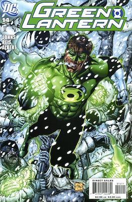 Green Lantern Vol. 4 (2005-2011) (Comic book) #14
