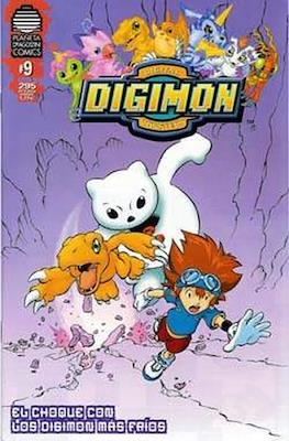 Digimon digital monsters #9