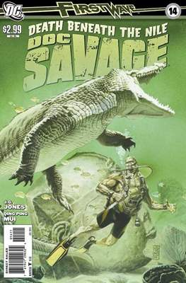 First Wave: Doc Savage (Grapa) #14